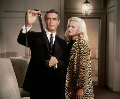 George Peppard and Martha Hyer photograph - L7762 - The Carpetbaggers
