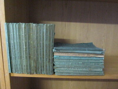 27 x Issues of The Countryman Magazine, 1946 - 1959   Issue dates: 1946 - Autumn