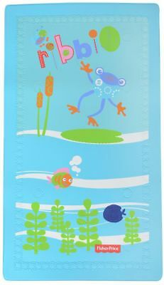 Fisher-Price Froggy Friends Temperature Change Bath Mat.