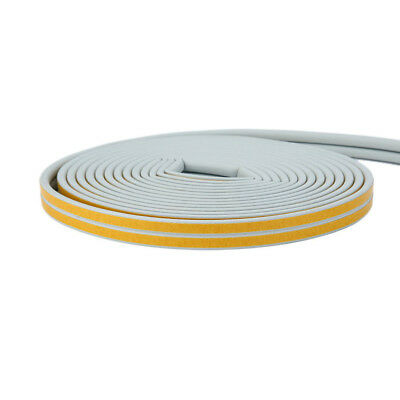 12m Seal Strip Insulation for Door Window Sound-Proof Windproof Tape Adhesive Xe