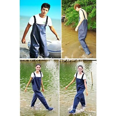 Chest Waders Waterproof Fishing Hunting Boot Foot Wader Wading Pants Man & Woman