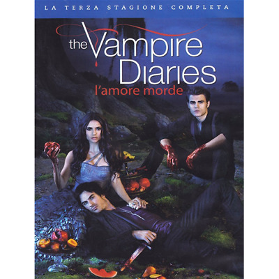 Vampire Diaries (The) - Stagione 03 (5 Dvd)  [Dvd Nuovo]