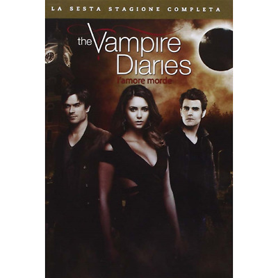 Vampire Diaries (The) - Stagione 06 (5 Dvd)  [Dvd Nuovo]
