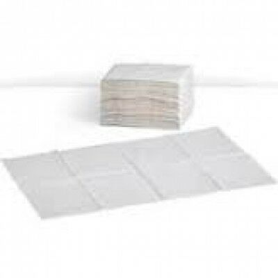 Jd Macdonald Baby Change Table Liners For Jd Models White Carton (500 Liners)