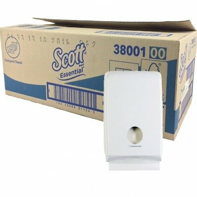 New Kimberly Clark New Product Pack 3 Cartons Of Compact Essential Hand Towel