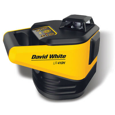 David White LR 410H self leveling Construction rotary laser