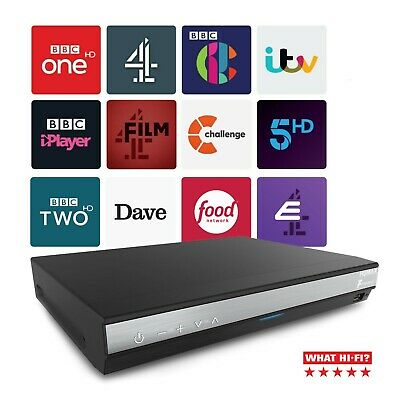 Humax HDR-2000T Freeview HD Recorder Set Top Box Play TV 500GB