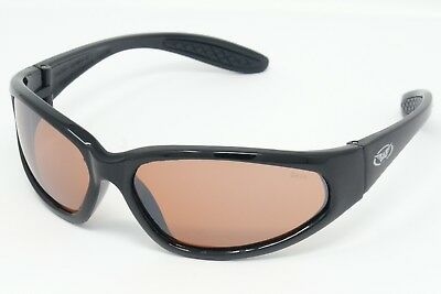 New Copper Tinted Unbreakable Motorcycle/Driving Sunglasses Inc Pouch & Postage