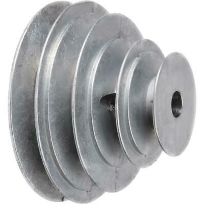 """Chicago Die Casting 5/8"""" 4-Step Cone Pulley 141-6"""