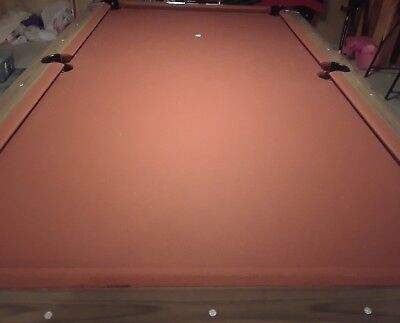 MINNESOTA FATS Pool Table Maintenance Ensemble Billiard Supplies - Minnesota fats covington billiard table