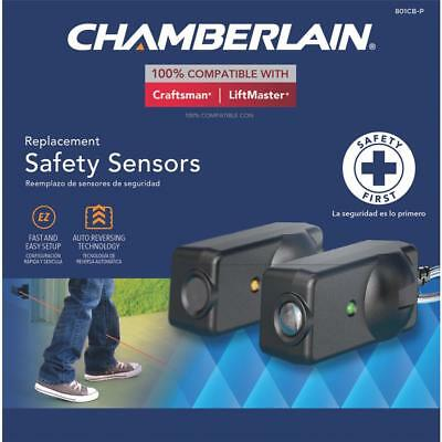 Chamberlain Replacemt Safety Sensors 801CB-P