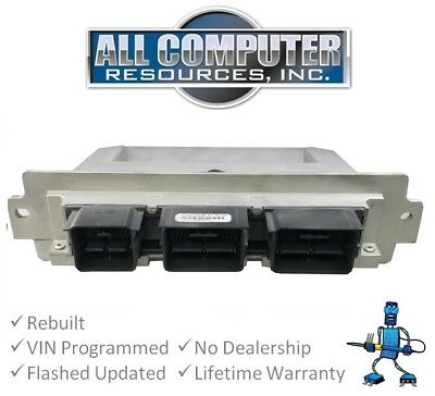USED OEM PCM 2004 Ford Focus 4S4A-12A650-ACB ENGINE COMPUTER