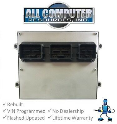 Engine Computer Programmed 2006 Ford Crown Victoria Police 6W7A-12A650-AKB 4.6L