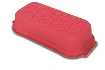 Fancy - Plum Cake Stampo In Silicone Cm 30X14