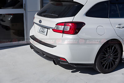 Rear Step Panel / Protective Cargo Panel For MY14-19 Subaru Levorg Sportswagon
