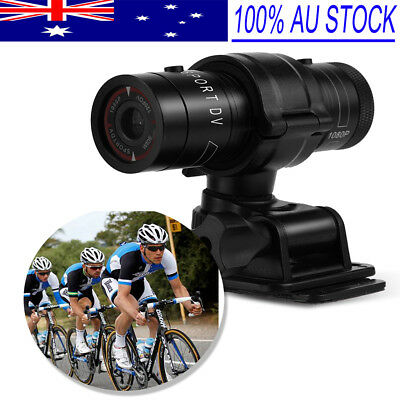 Bike Motorcycle Helmet Sports Action Camera Video DV Camcorder PRO F9 HD 1080P