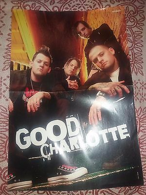 good charlotte posters