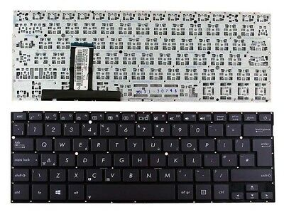 UK Layout Coffee Windows 8 Keyboard For Asus Zenbook UX32VD-R3001V