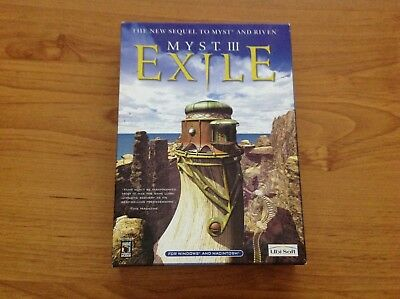 Myst 3 Excile PC Game