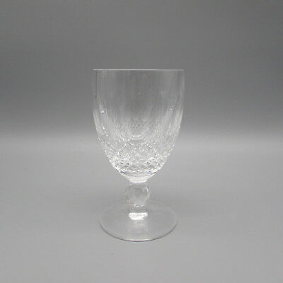 SET OF FOUR - Waterford Crystal COLLEEN Red Wine Glasses