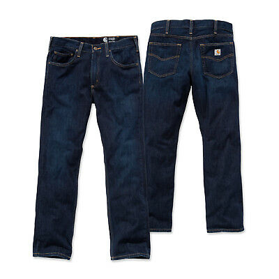 Carhartt Straight Fit Straight Leg Jeans | Hose | 5-Pocket Jeans | 100067