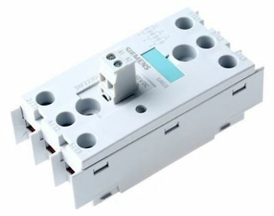Siemens 30 A 3P-NO Solid State Relay, Zero Crossing, Chassis Mount Thyristor, 60