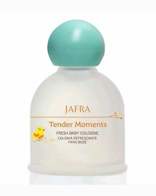 Jafra Tender Moments Fresh Baby Cologne 3.3 FL.OZ. New And Sealed