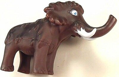 Woolly Mammoth Ice Age Animal 4d 3d Puzzle Realistic Model