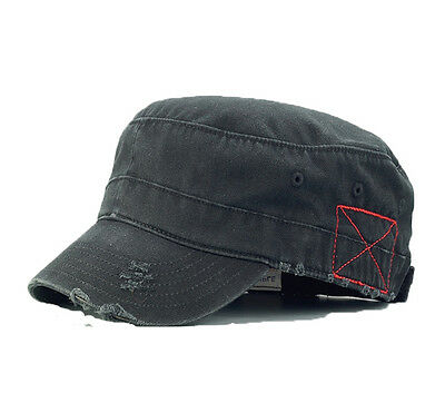 Cadet Army Cap Black