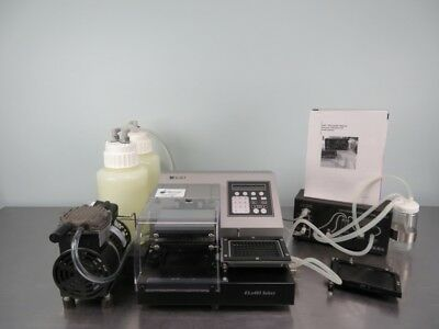 BioTek ELx405UMF Select Microplate Washer with Warranty SEE VIDEO