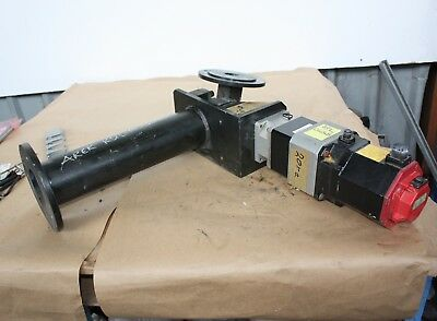 7th axis positioner rotator Fanuc AC servo motor 2.5kW aM8/4000i A06B-0235-B805