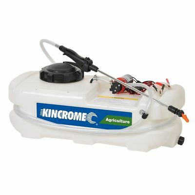 Kincrome Spot Sprayer 37 Litre 12V Pump