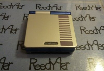 NES Classic Edition Blue AGS-101 *MINT GameBoy Advance SP Bright Nintendo System
