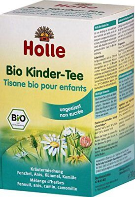 Holle Bio-Kinder-Tee, 3er Pack (3 x 30 g)