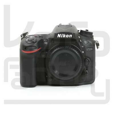 Genuino Nikon D7200 Digital SLR Camera + AF-S DX 18-140mm f/3.5-5.6G VR Lens
