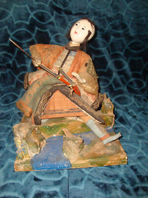 Antique Japanese Doll (3rd piece)