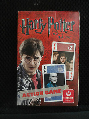 """Harry Potter and the Deathly Hallows"" Kartenspiel"
