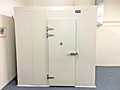 Walk-in Freezer Room Flat Packed Kit 3.0 x 2.0 x 2.4mH Refrigeration Unit 2hp