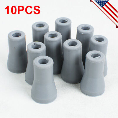 10PC Dental Oral SE Saliva Ejector Replacement Rubber Valve Snap Tip Adapter FDA