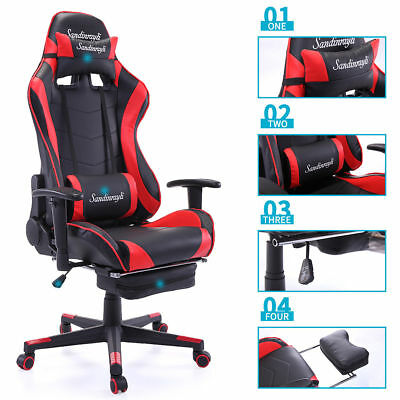 New Gaming Chair High-back Computer Chair Ergonomic Design Racing Chair Home