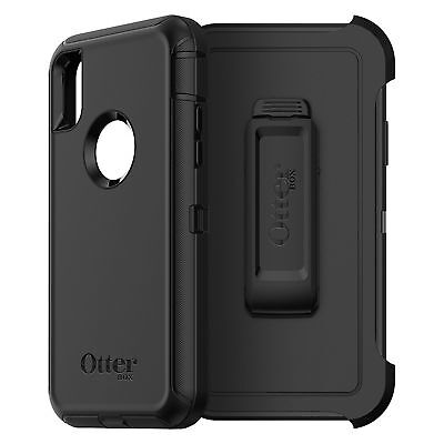 Case For Apple Defender Series heavy duty Cover iPhone Xsmax xr xs x 8 7 6 6Plus