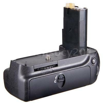 Vertical Professional Battery Grip with holder for Nikon D80 D90 Camera Q9A6