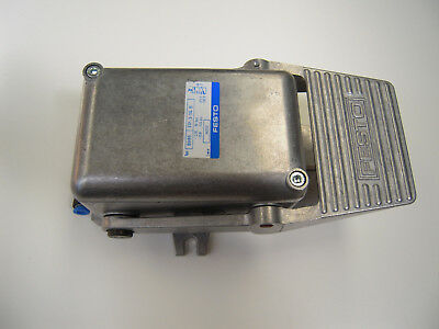 FESTO FP-3-1/4 B Latching pneumatic foot switch