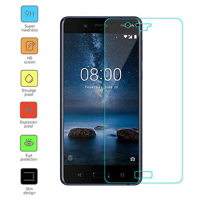 For Nokia 8 Sirocco 7 Plus 6 2 1 1020 XL Tempered Glass Film Screen Protector O1