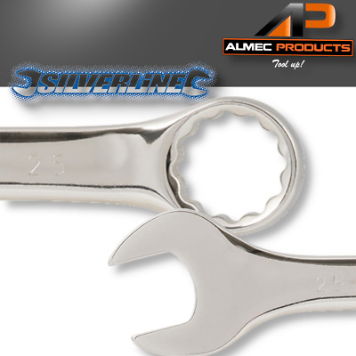 Metric Combination Spanner 6mm - 32mm Open Ended/Ring End Spanners