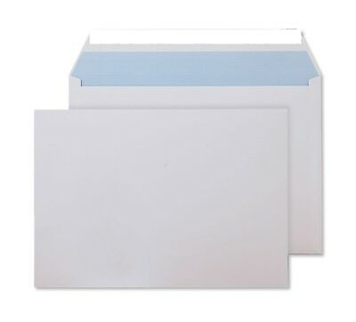 Pk 50 C6 A6 Quality White Envelopes Cards Paper Invitation Wedding Party Craft