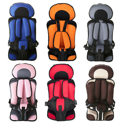 US Safety Infant Child Baby Car Seat Toddler Carrier Cushion 3-12 Years Portable