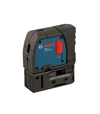 NEW Bosch 3-Point Self-Leveling Alignment Laser GPL 3 S 100ft/30m
