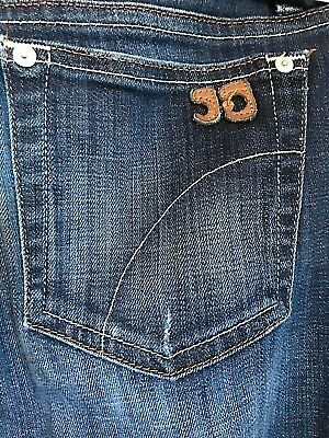 Joe's Jeans Womens Maternity Size 28 Provocateur Distressed Belly Panel Boot Cut