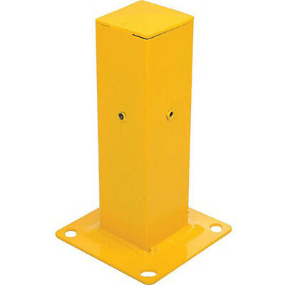"VESTIL Tubular Post - Single-Rail - 18""H, Lot of 1"